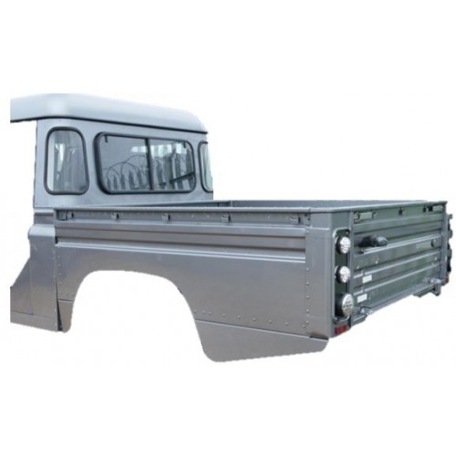 Take Off Defender 130 Complete Rear Body